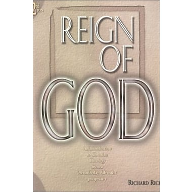The Reign of God: An Introduction to Christian Theology from a Seventh-day Adventist Perspective, New Book (9781883925161)