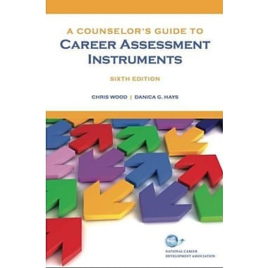 A Counselor's Guide to Career Assessment Instruments, Used Book (9781885333384)