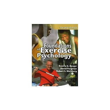 Foundations of Exercise Psychology, 2nd edition, New Book (9781885693693)