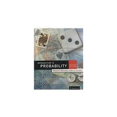 Introduction to Probability, 2nd Edition, New Book (9781886529236)