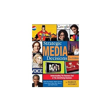 Strategic Media Decisions, New Book (9781887229333)
