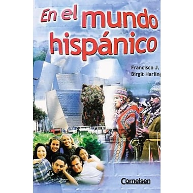 En el mundo hispanico, Libro del estudiante, New Book (9783464200896)