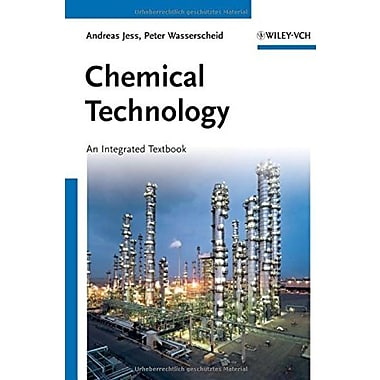 Chemical Technology: An Integral Textbook, Used Book (9783527304462)