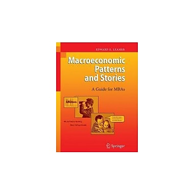 Macroeconomic Patterns and Stories, Used Book (9783540463887)