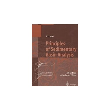 Principles of Sedimentary Basin Analysis, Used Book (9783540657903)