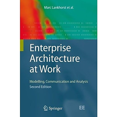 Enterprise Architecture at Work: Modelling, Communication and Analysis, Used (9783642013096)