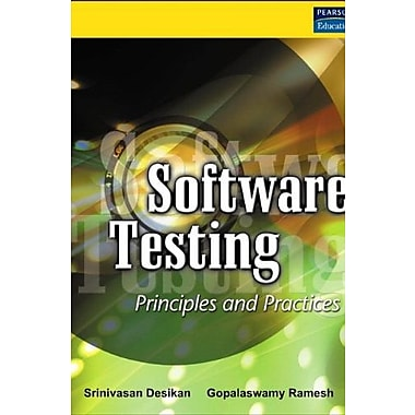 Software Testing: Principles and Practices, Used Book (9788177582956)