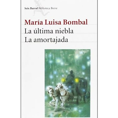 La ultima niebla. La amortajada (Spanish Edition), New Book (9788432210884)