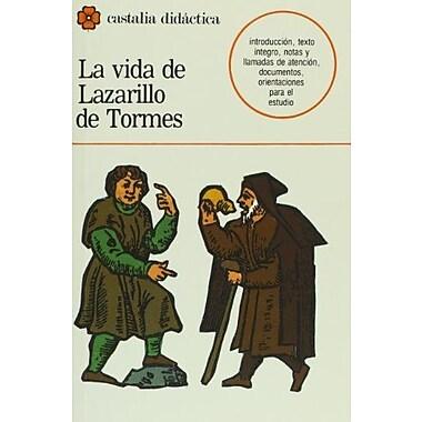 La vida de Lazarillo de Tormes y de sus fortunas y adversidades (Castalia Didactica), Used (9788470394324)