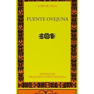 Fuente Ovejuna (Clasicos Castalia) (Spanish Edition), Used Book (9788470397509)