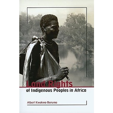 Land Rights of Indigenous Peoples in Africa (Iwgia Document Series), Used Book (9788791563775)
