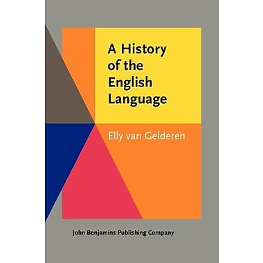 A History of the English Language, Used Book (9789027232373)