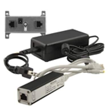 Wasp – Ensemble de convertisseur et injecteur PoE pour horodateurs à codes barres, RFID et Hid