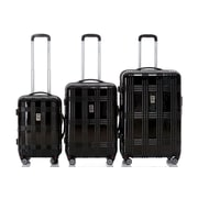 Champs Flight Collection 3-Piece Hardside Spinner Sets