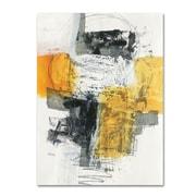 """Trademark Fine Art WAP0109-C3547GG """"Action I"""" by Jane Davies 35"""" x 47"""" Frameless Art"""