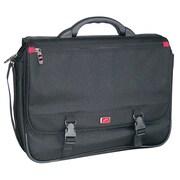 Mancini Biztech Laptop/Tablet Messenger Bag with RFID Pocket