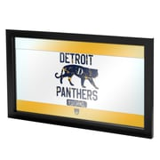 """Trademark Global VAF VAF1500-DP 15"""" x 27"""" Framed Logo Mirror, Stuckeys Logo"""