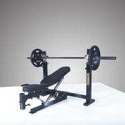 Powertec Inc Workbench Olympic Bench
