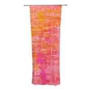 KESS InHouse Wiggle Curtain Panels (Set of 2)