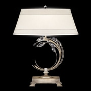Fine Art Lamps Crystal Laurel 31'' H Table Lamp with Empire Shade