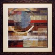 North American Art 'Industrial II' by Tom Reeves Framed Painting Print