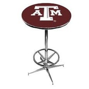 Wave 7 NCAA Pub Table; Texas A&M - Maroon