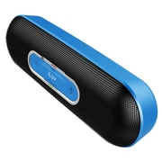 iLuv Portable Bluetooth Speaker; Blue