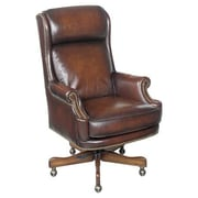 Seven Seas Seating Maximilian Leather Executive Chair; James River Walnut