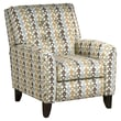 Serta Upholstery Flair Spa Arm Chair; Viewpoint Coffee