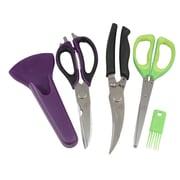 MASTRAD 5 Piece Kitchen Scissor Set
