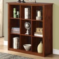 Simpli Home Devon 46'' Nine Cube Bookcase