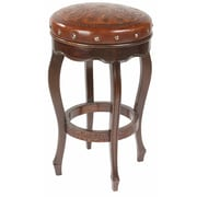 New World Trading Colonial 30'' Bar Stool; Rustic