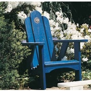 Uwharrie Original Kid's Adirondack Chair; Twilight Blue(Distressed)