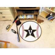 FANMATS NCAA Vanderbilt University Baseball Mat