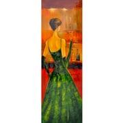 Yosemite Home Decor Revealed Art Women of Distinction Original Painting on Wrapped Canvas