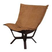 Howard Elliott Milan Coco Puff Chair; Topaz