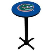 Wave 7 NCAA Pub Table; Florida Gators - Blue