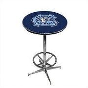 Wave 7 NCAA Pub Table; North Carolina - Dark Blue