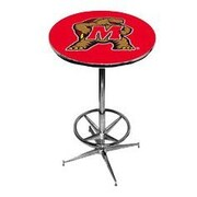 Wave 7 NCAA Pub Table; Maryland - Red