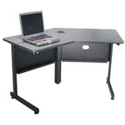 Paragon Furniture Bi-Lateral Laminate 29'' Computer Desk