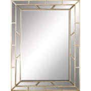 Paragon Aged Traditional Mirror