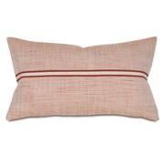 Thom Filicia Home Collection Draper Lumbar Pillow; Copper
