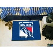 FANMATS NHL - New York Rangers Tailgater Mat; 1'8'' x 2'6''