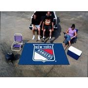 FANMATS NHL - New York Rangers Tailgater Mat; 5' x 6'