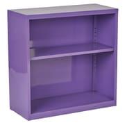 OSP Designs 28'' Bookcase; Purple