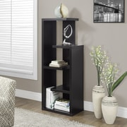 Monarch Specialties Inc. 48'' Standard Bookcase; Cappuccino
