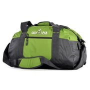 Olympia 11'' Gym Duffel; Green