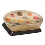 Popular Bath Products Sunset Dots Soap Dish