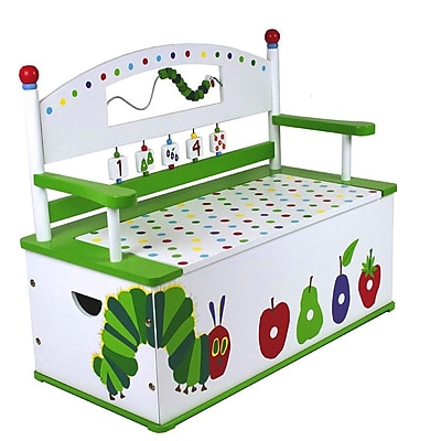 Levels of Discovery The Very Hungry Caterpillar Kids Bench Seat