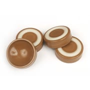 Slipstick Wheel Locking Floor Protector Gripper Cup (Set of 4); Caramel